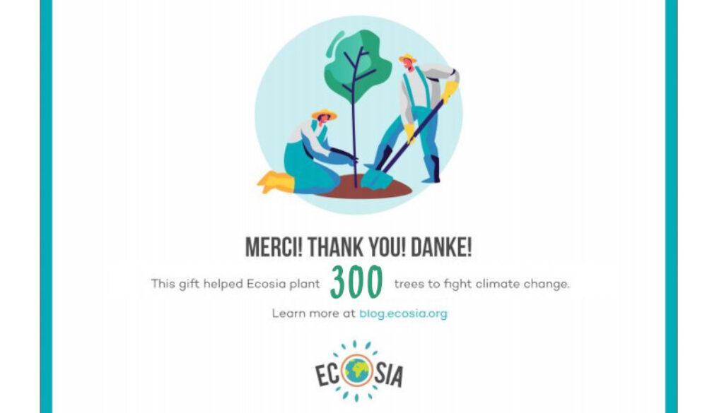 2021 June Ecosia